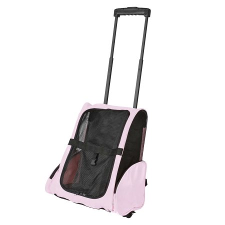Travel Pet Backpack & Carrier with Wheels