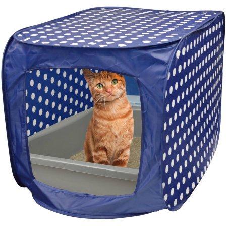 Buy Your Pet Supplies Online 187 Pet Zone Cat Litter Box Pop