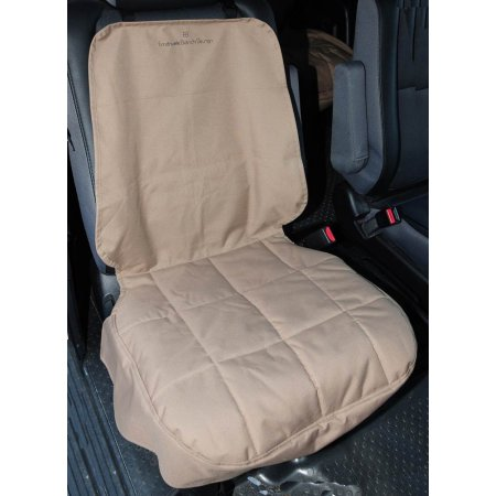 EB Pet Front Seat Protector in Tan